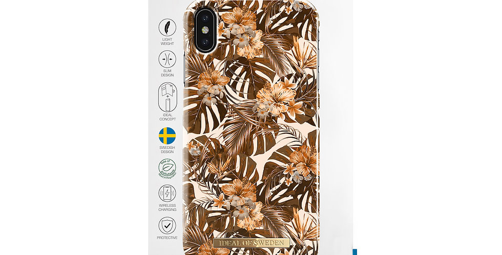 iDeal Of Sweden iPhone Xs Max Fashion Case, Autumn Forest