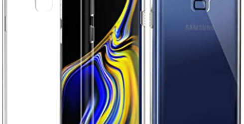Devia Galaxy Note 9 Shockproof Case, Crystal Clear