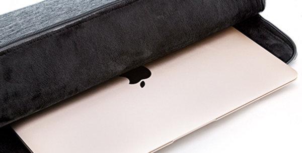 MacLink MacBook Pro 15-inch Neoprene Sleeve, Black/Grey