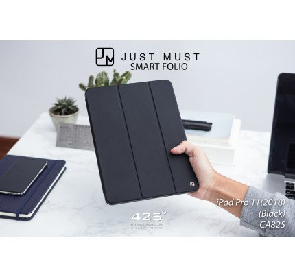Just Must iPad Pro/Air 10.5-inch Skin, Black