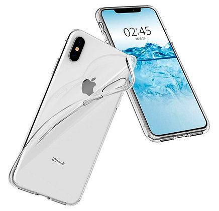 Devia iPhone X/Xs Naked Case, Crystal Clear