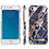 Thumbnail: iDeal Of Sweden iPhone 8/7/6/6s Fashion Case, Midnight Blue Marble