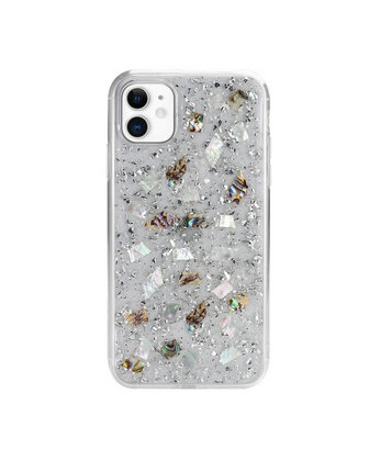 SwitchEasy iPhone 11 Flash PC+TPU Case, Conch