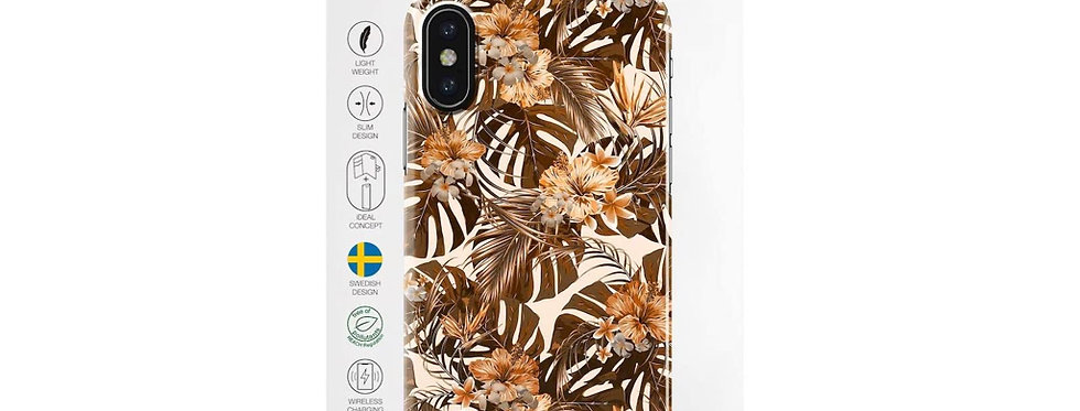 iDeal Of Sweden iPhone Xs Fashion Case, Autumn Forest