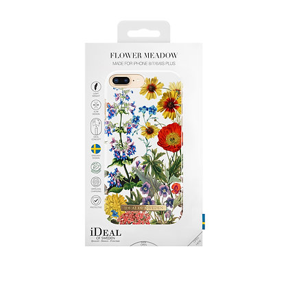 iDeal Of Sweden Fashion Case iPhone 8/7/6/6s Plus, Flower Meadow