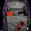 "Thumbnail: STM Laptop Backpack 15"" Saga, Royal Purple"