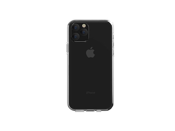 Devia iPhone 11 Pro Max Shockproof Case, Clear