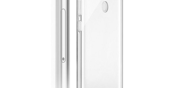 JTL Huawei Mate 9 3H Dual Protection Bumper Back Case, Crystal