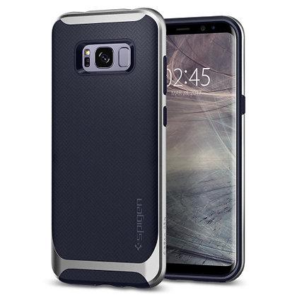 Spigen Samsung Galaxy S8 Plus Neo Hybrid, Arctic Silver