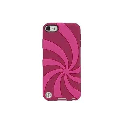 Gecko Touch 5 Swirl, Red/Pink