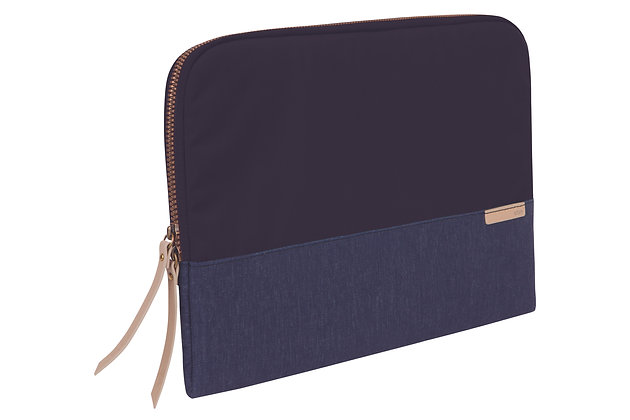 "STM Laptop Sleeve 15"" Grace, Dark Purple"