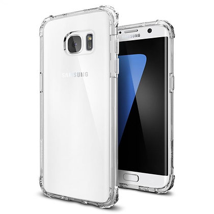 Spigen Samsung Galaxy S7 Crystal Shell, Dark Crystal