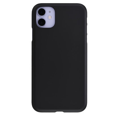 Power Support iPhone 11 Air Jacket, Rubberized Black