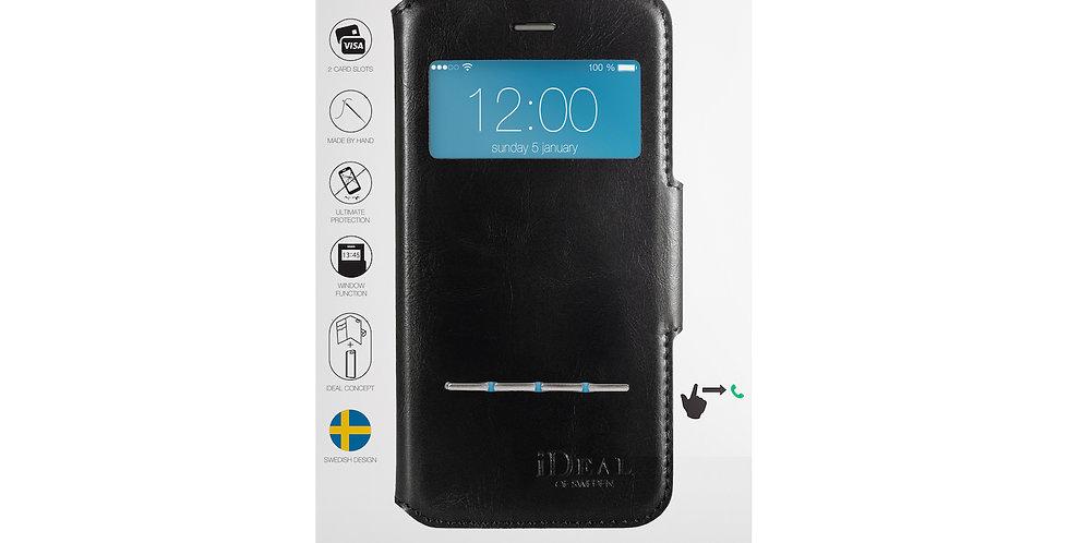 iDeal Of Sweden iPhone 8/7/6/6s Swipe Wallet, Black