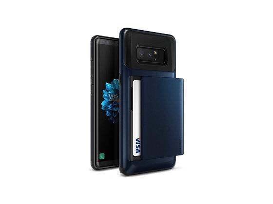 VRS Design Samsung Galaxy Note 8 Damda Glide, Deep Sea Blue