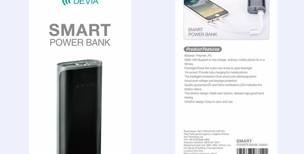 Devia Power Bank Smart, Black