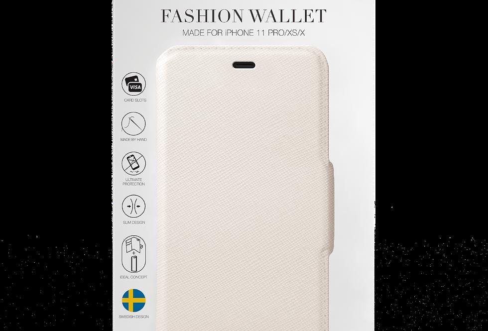 iDeal Of Sweden 11 Pro Fashion Wallet, Beige