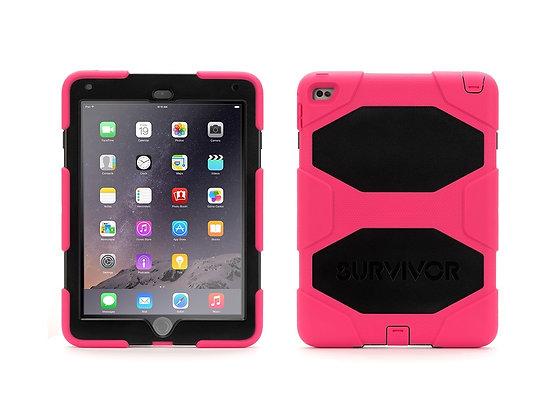 Griffin iPad Air 2 Survivor, HYS/BLK/BLK