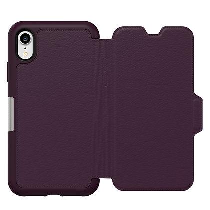 OtterBox Strada Series iPhone XR, Royal Blush