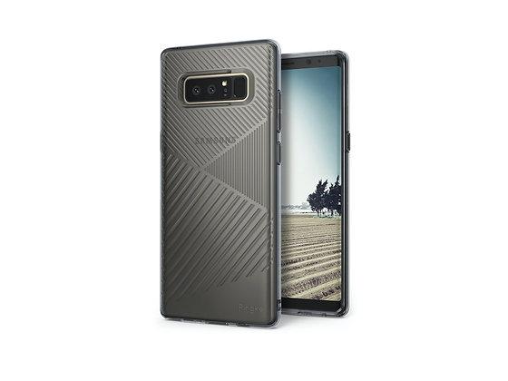 Ringke Samsung Galaxy Note 8 Bevel, Smoke Black