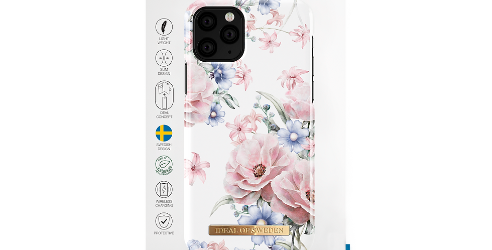 iDeal of Sweden iPhone 11 Pro Floral Romance Case