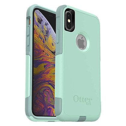 OtterBox Commuter Series iPhone X, Ocean Way (Aqua/Aquifer)
