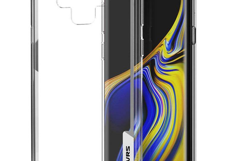 VRS Design Samsung Galaxy Note 9 Crystal Chrome, Clear