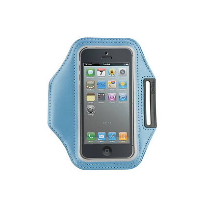 Gecko iPhone 5 Sports Armband, Blue