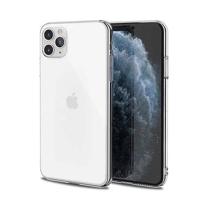 JTLegend iPhone 11 Pro Max Ice Stone Hard PC Case, Crystal