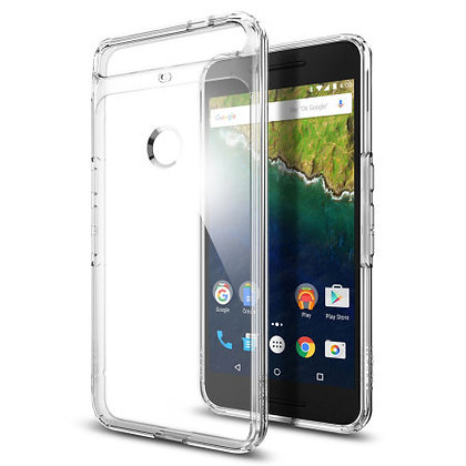 Spigen Huawei Nexus 6P Ultra Hybrid, Crystal Clear