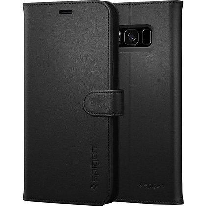 Spigen Samsung Galaxy S8 Wallet S, Black