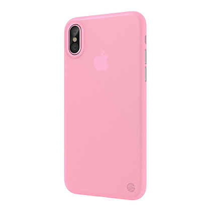 SwitchEasy iPhone Xs 0.35 Ultra Slim PP Case, Pink
