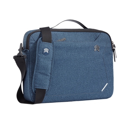 "STM Laptop Brief 15"" Myth, Slate Blue"