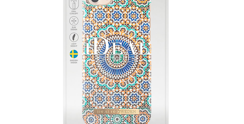 iDeal Of Sweden iPhone 8/7/6/6s Fashion Case, Moroccan Zellige