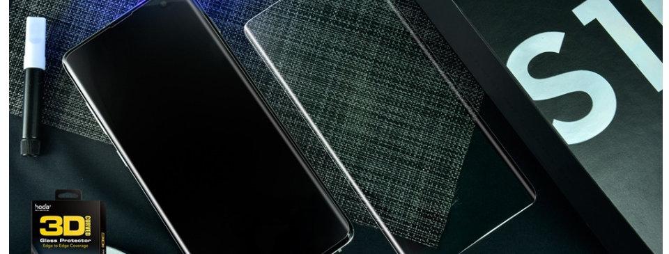 Hoda Galaxy S10 Tempered Glass