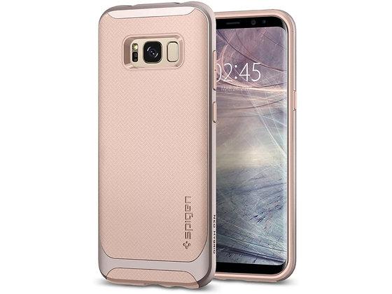 Spigen Samsung Galaxy S8 Neo Hybrid, Pale Dogwood