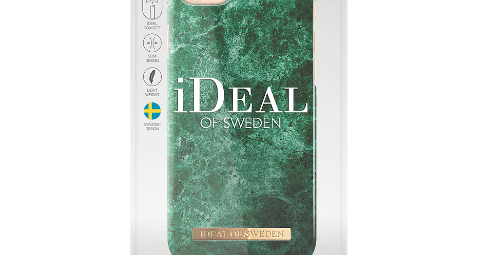 iDeal Of Sweden iPhone 8/7/6/6s Green Marble