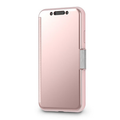 Moshi iPhone XR StealthCover, Champagne Pink
