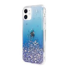 "SwitchEasy iPhone 11 6.1"" Starfield PC+TPU Case, Crystal"