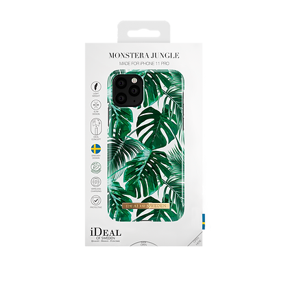 iDeal Of Sweden Monstera Jungle iPhone 11 Pro Case