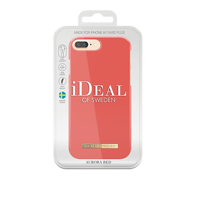 iDeal Of Sweden Fashion Case iPhone 8/7/6/6s Plus, Aurora Red