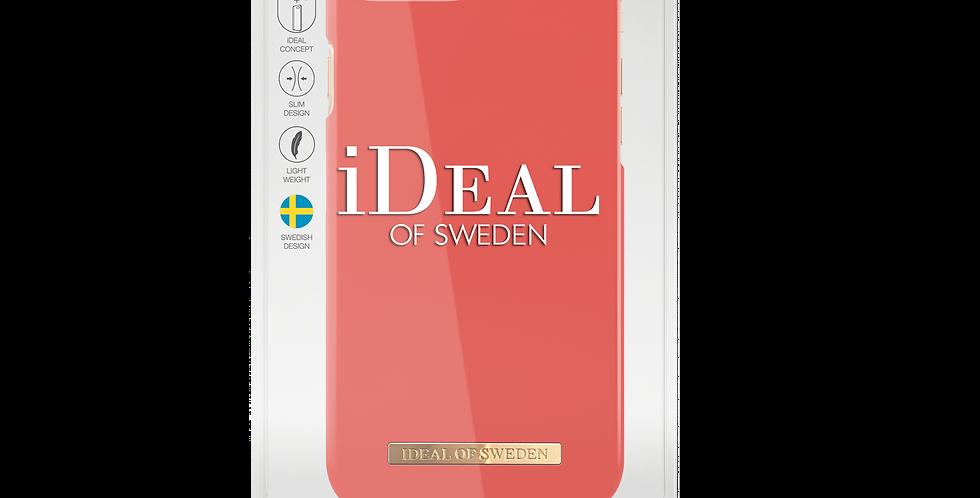 iDeal Of Sweden 8/7/6/6s Plus Fashion Case, Aurora Red