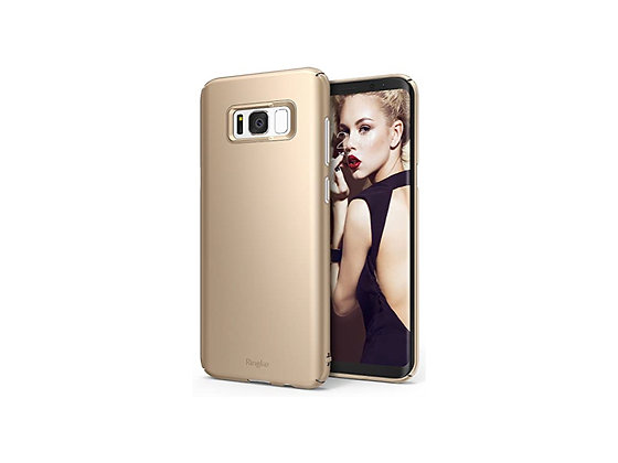 Ringke Samsung Galaxy S8 Plus Slim, Royal Gold
