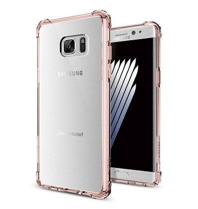 Spigen Samsung Galaxy Note 7 Crystal Shell, Rose Crystal