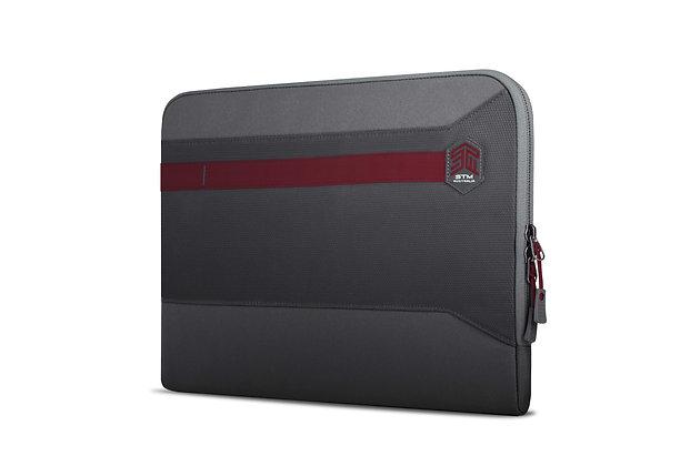 "STM Laptop Sleeve 13"" Summary, Granite Grey"