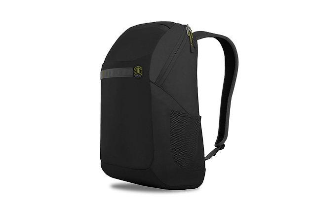 """STM Laptop Backpack 15"""" Saga, Black"""