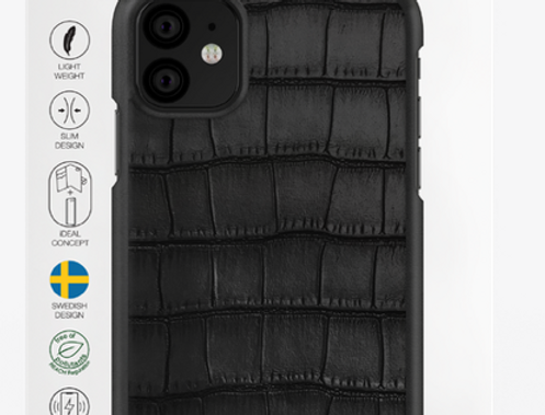 iDeal Of Sweden iPhone 11 Fashion Case Capri, Black