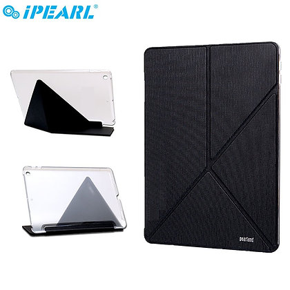 iPearl iPad Pro 9.7-inch Cooplay Folding Stand Cover, Classic Black