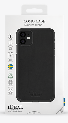 iDeal Of Sweden iPhone 11 Fashion Case Como, Black