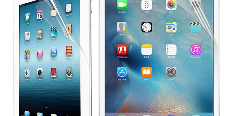 Devia iPad Pro 9.7-inch Screen Protector, Clear